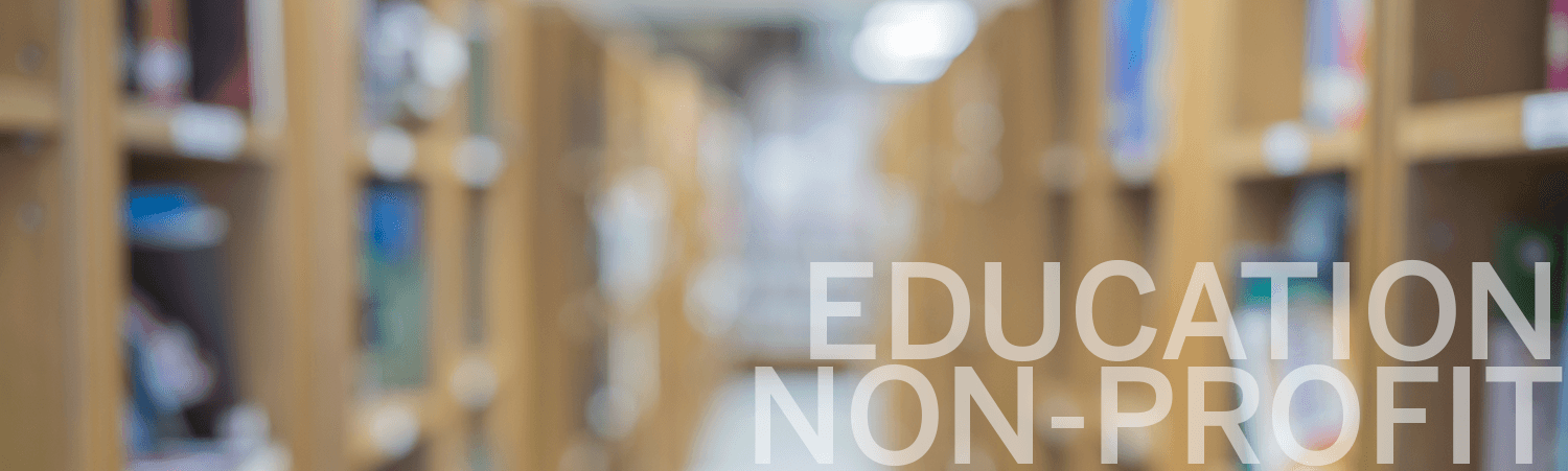 EDUCATION, NON-PROFIT