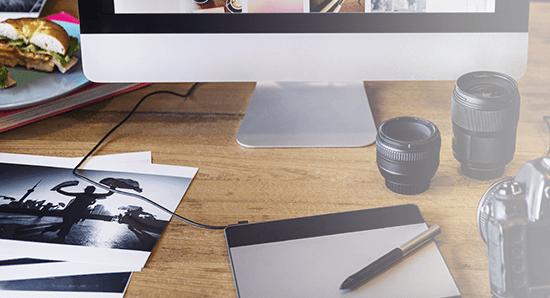 Writing for digital