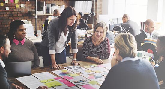 Communication strategy planning